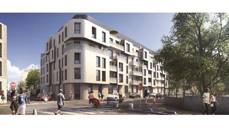 Appartement neuf Le Xxième à Aubervilliers