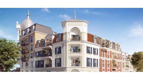 Appartement neuf Speedbird à Le Blanc Mesnil