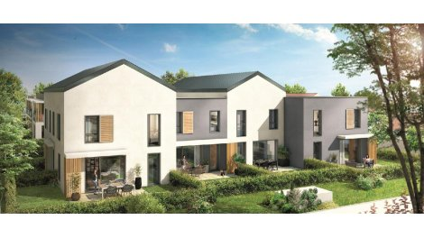 Appartement neuf Influence investissement loi Pinel à Chassieu
