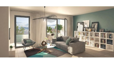 appartement neuf à Chasse-sur-Rhône