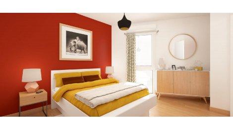 logement neuf à Chasse-sur-Rhône