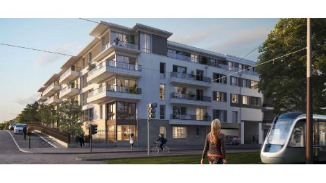 Appartement neuf L'Amiral investissement loi Pinel à Châtenay-Malabry