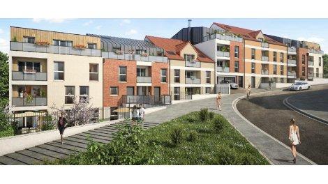 Appartement neuf Aquarelle à Corbeil-Essonnes