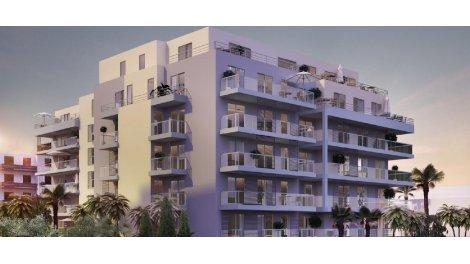 Appartement neuf Le Jardin des Îles investissement loi Pinel à Juan-les-Pins