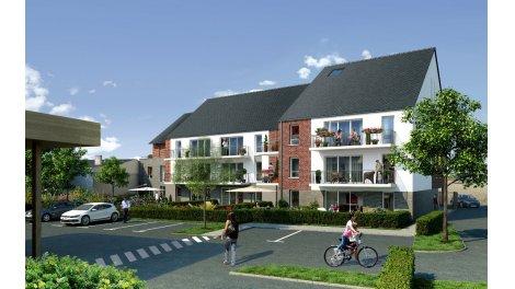 Appartement neuf Résidence des Chaumes investissement loi Pinel à Wattignies