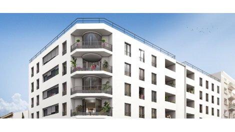Appartement neuf 5ème Saison investissement loi Pinel à Marseille 5ème