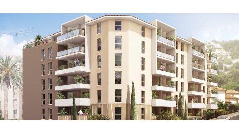Appartement neuf Bellissima investissement loi Pinel à Nice