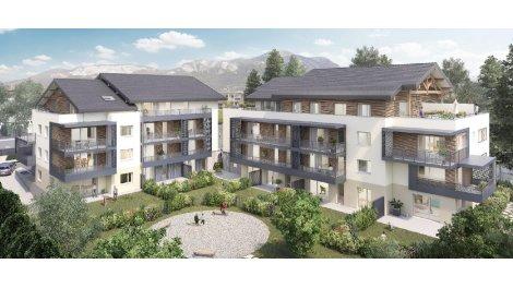 Appartement neuf Résidence du Parc investissement loi Pinel à Saint-Pierre-en-Faucigny