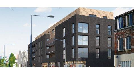 Appartement neuf Sun Park investissement loi Pinel à Lille