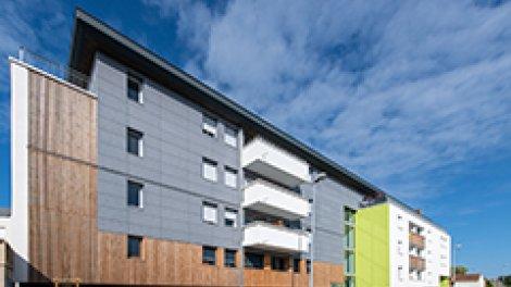 Appartement neuf Cassini éco-habitat à La Rochelle