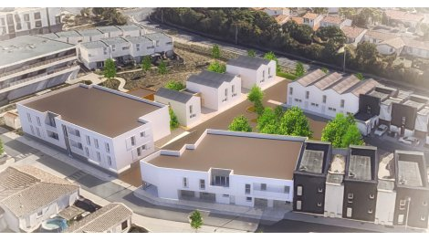 Appartements et maisons neuves Terranova à Périgny