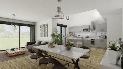 Appartements et maisons neuves Les Jardins de Léo à Périgny