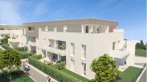 appartement neuf à Biéville-Beuville