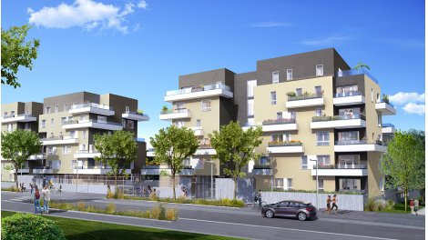 immobilier ecologique à Fleury-sur-Orne
