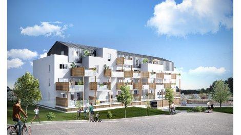 Appartements et maisons neuves Quintessence éco-habitat à Verson