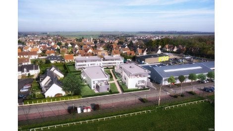 Villas neuves Racine Carre à Biéville-Beuville