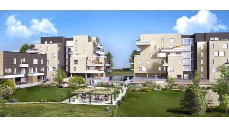 Appartement neuf Carre Fleury éco-habitat à Fleury-sur-Orne