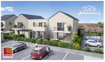 Appartements et maisons neuves Bellefontaine 3 éco-habitat à Fontaine-Étoupefour