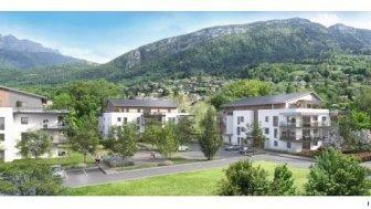 Appartements neufs Cote Calme à Saint-Jorioz