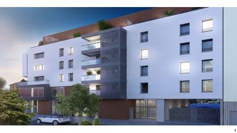 Appartement neuf Urban Art à Annecy