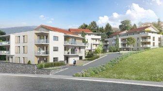 Appartements neufs L' Attitude à Annecy-le-Vieux