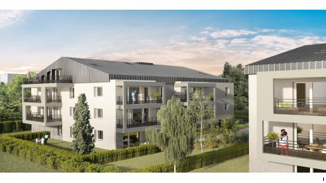 Appartement neuf Impulsion investissement loi Pinel à Cran-Gevrier