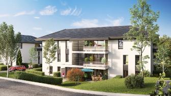 Appartements neufs L'Inspiration à Villaz