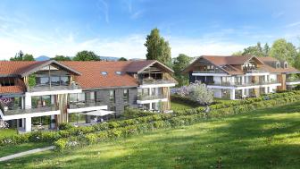 Appartements neufs Azalea à Annecy-le-Vieux