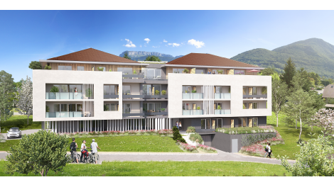 Appartement neuf Residence Alpha à Annecy-le-Vieux