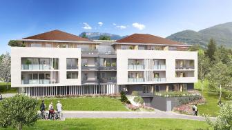 Appartements neufs Residence Alpha à Annecy-le-Vieux