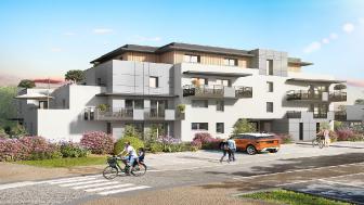 Appartements neufs Les Naturelles à Epagny