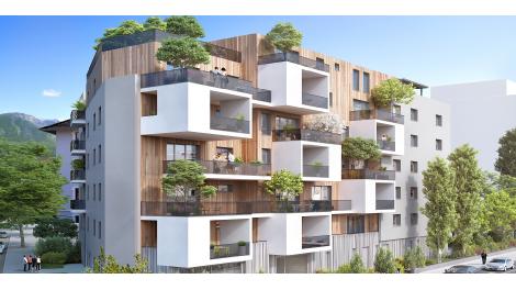 Appartement neuf L'Insolite à Annecy