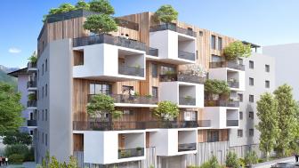 Appartements neufs L'Insolite à Annecy
