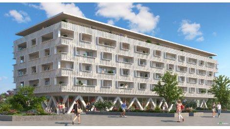 Appartement neuf Unitha investissement loi Pinel à Illkirch-Graffenstaden