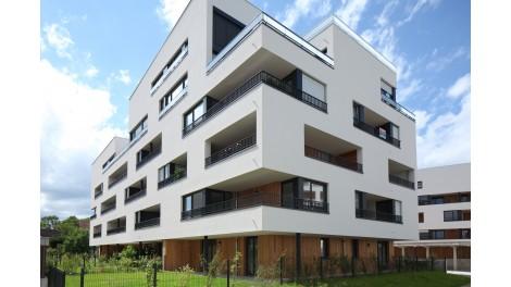 Appartements neufs Les Boréales investissement loi Pinel à Ostwald