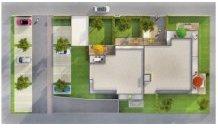 Appartements neufs Fleur d'Eau éco-habitat à Sennecey-Lès-Dijon