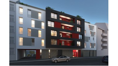 Appartement neuf Les Petites Fermes à Strasbourg
