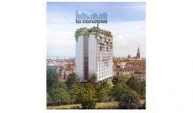 Appartements neufs La Canopée éco-habitat à Strasbourg