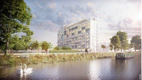 Appartement neuf Latitude 44 à Strasbourg