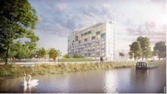 Appartements neufs Latitude 44 éco-habitat à Strasbourg