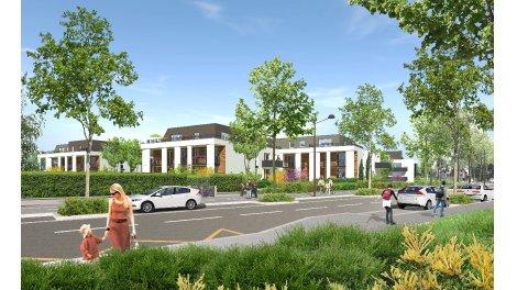 Appartement neuf Id'Ill investissement loi Pinel à Strasbourg