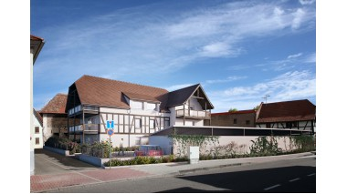 Appartements neufs La Louvière investissement loi Pinel à Wolfisheim