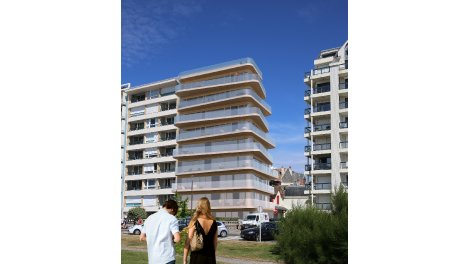 Appartements neufs Grand' Voile à Le Touquet Paris Plage