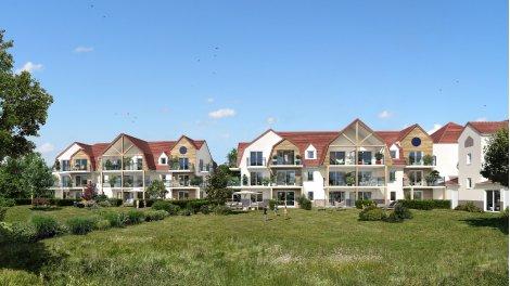 Appartements et maisons neuves Les Terrasses de la Baie à Etaples
