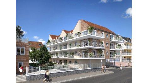 Appartement neuf Le Semaphore éco-habitat à Fort-Mahon-Plage