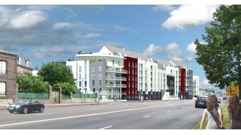 Appartement neuf Le Narval éco-habitat à Rouen