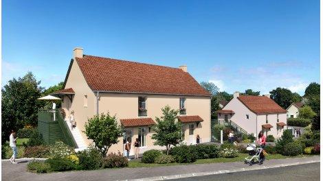 Appartement neuf Le Lodge éco-habitat à Saint-Valery-sur-Somme