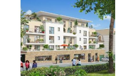 Appartement neuf Bords de Marne éco-habitat à Thorigny-sur-Marne