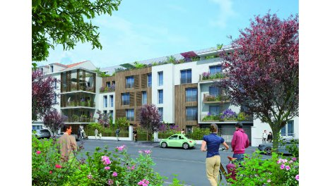 Appartement neuf Residence Berny investissement loi Pinel à Villeparisis