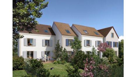 Maisons neuves Les Villas de Maubuisson à Saint-Ouen-l'Aumône